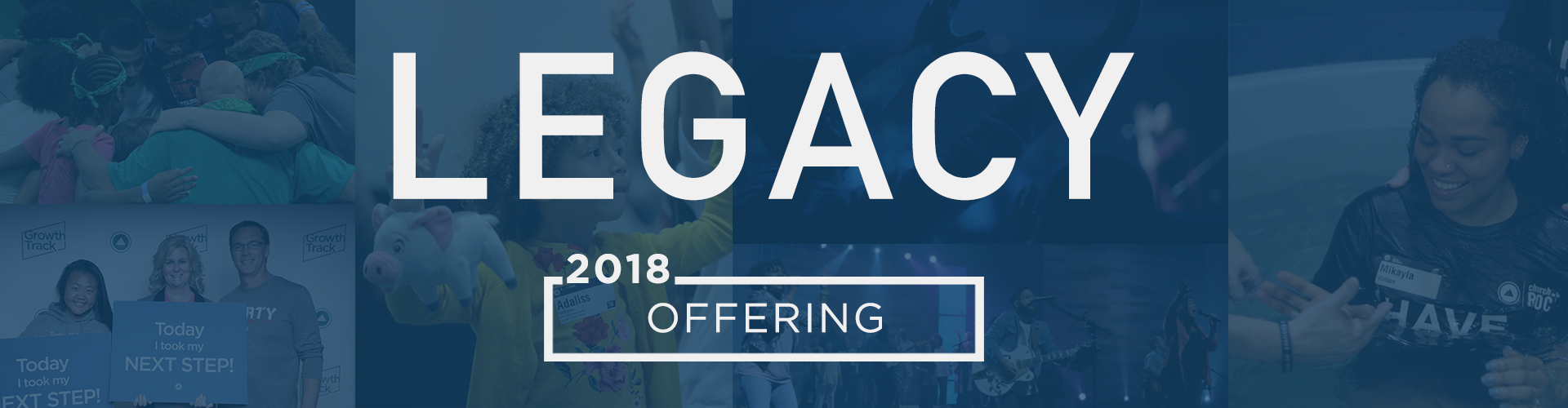 Legacy Offering 2018